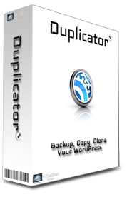 how to move site with duplicator