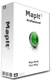 MapIt Maps Made Your Way
