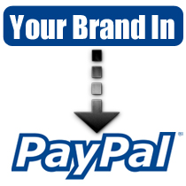 Your Brand in PayPal